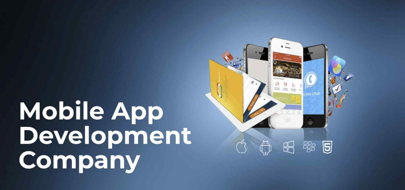 What are the benefits of hiring a mobile app development company?